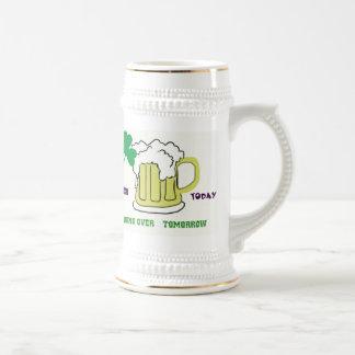 Caneca De Cerveja Trevo, e Mog da cerveja Stien