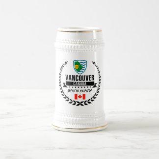 Caneca De Cerveja Vancôver