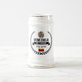 Caneca De Cerveja Venezuela