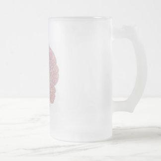 Caneca De Cerveja Vidro Jateado Plasticidade Neural