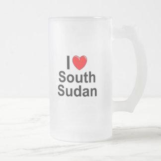 Caneca De Cerveja Vidro Jateado Sudão sul