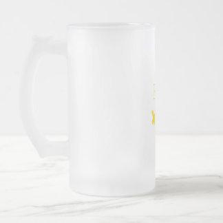 Caneca De Cerveja Vidro Jateado Vidro do leste da empresa comercial de India