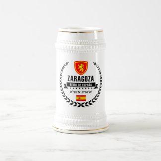 Caneca De Cerveja Zaragoza