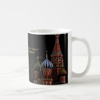 Caneca de Churchill da catedral da manjericão do
