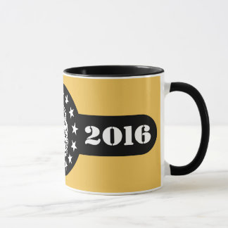 Caneca de Cruz 2016 - Ted Cruz para o presidente