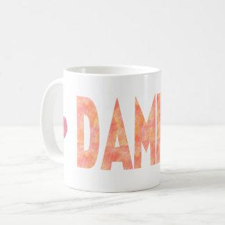 Caneca de Damien