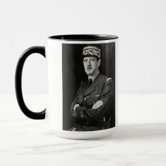 caneca de de Gaulle* (France)