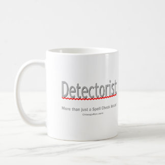 Caneca de Detectorist
