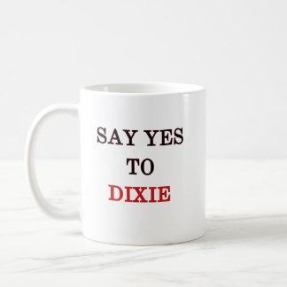 Caneca de Dixie