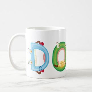Caneca de Dora