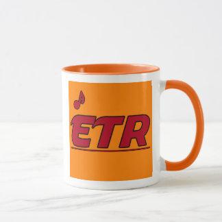 Caneca de EuroTruckRadio