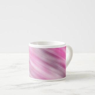 Caneca de Expresso, arte abstracta, roxa