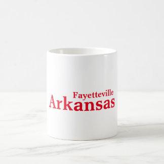 Caneca de Fayetteville, Arkansas