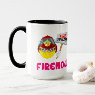 Caneca de FireMoji