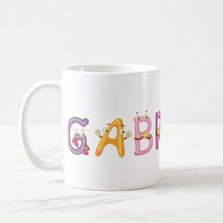 Caneca de Gabriela