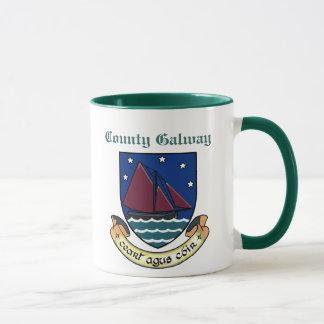 Caneca de Galway do condado