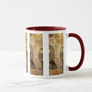 Caneca ~ de Gustavo Klimt o Hydra