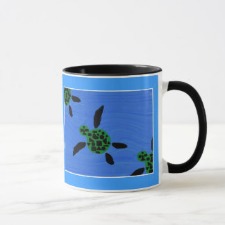 Caneca de Honu (tartaruga de mar)