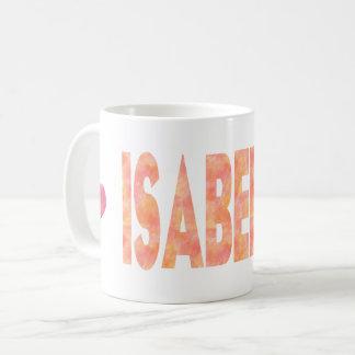 Caneca de Isabella
