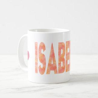 Caneca de Isabelle