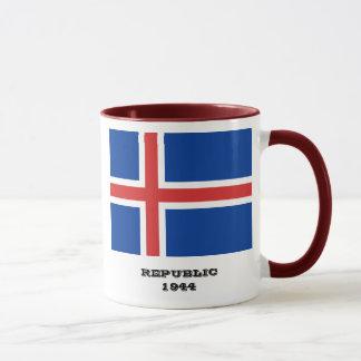 Caneca de Islândia