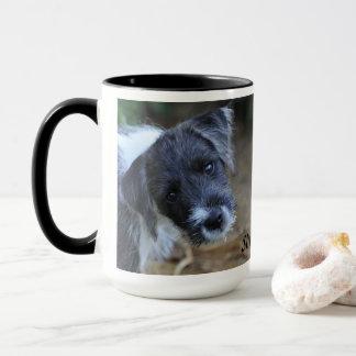 Caneca de Jack Russell Terrier por Janz
