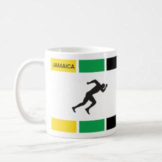 Caneca de Jamaica de Sprinting