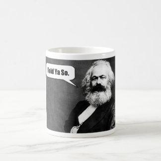 Caneca de Karl Marx