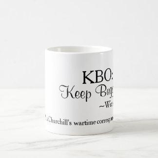 Caneca de KBO