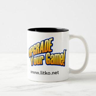 Caneca de LITKO Jogo Acessórios Empresa