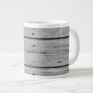 caneca de madeira
