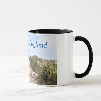 Caneca de Maryland da cidade do oceano