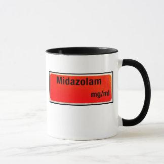 CANECA DE MIDAZOLAM
