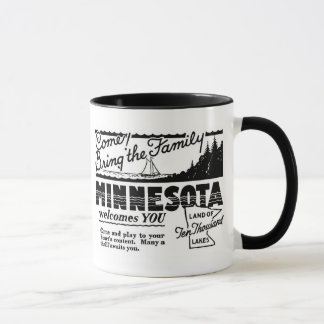 Caneca de Minnesota