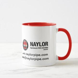 Caneca de Naylor Tubulação Empresa