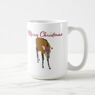 Caneca de Nilgi do Feliz Natal