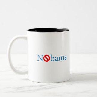 Caneca de NObama 2