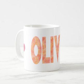 Caneca de Olivia