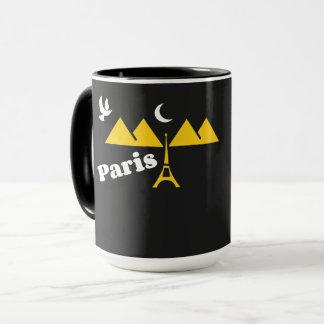 Caneca de Paris,