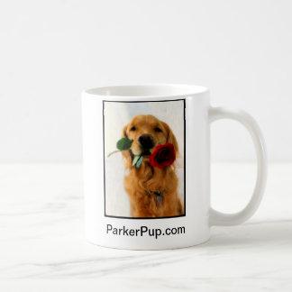 caneca de ParkerPup.com