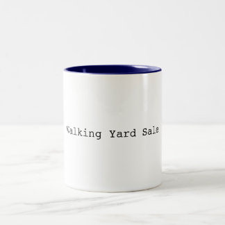 Caneca de passeio da venda de jardim