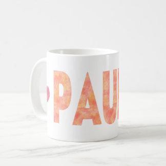 Caneca de Paula