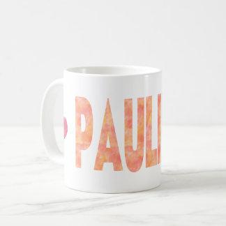 Caneca de Paulina