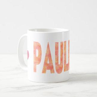 Caneca de Pauline