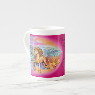 Caneca de Pegasus Unicorn~specialty do vento e da