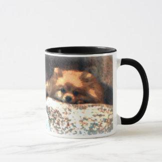 Caneca de Pomeranian