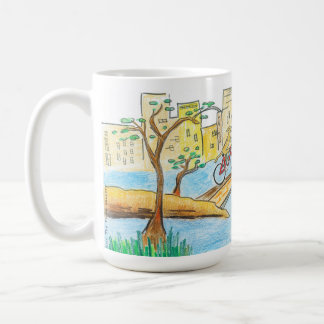 Caneca de Rhodesian Ridgeback do Central Park