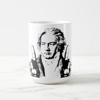 Caneca de Rockin Beethoven