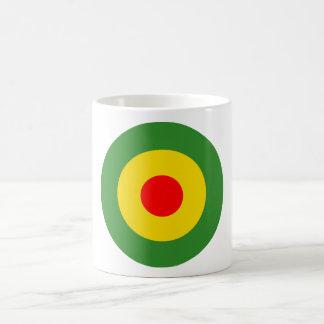 Caneca de Roundel da reggae