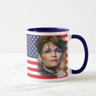 Caneca de Sarah Palin do governador